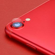 Apple iPhone SE (2020)用強化ガラス カメラプロテクター カメラレンズ 保護ガラスフイルム F16 アップル クリア