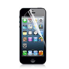 Apple iPhone SE用高光沢 液晶保護フィルム アップル クリア