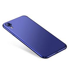Apple iPhone XR用ハードケース プラスチック 質感もマット M01 アップル ネイビー