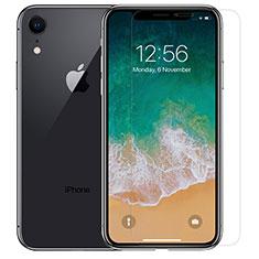 Apple iPhone XR用強化ガラス 液晶保護フィルム アップル クリア