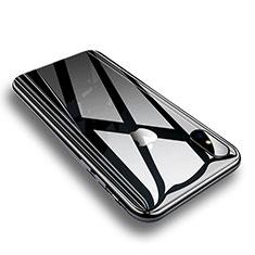 Apple iPhone Xs用強化ガラス 背面保護フィルム P01 アップル ホワイト