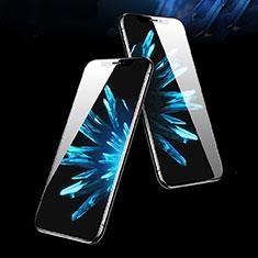 Apple iPhone Xs用強化ガラス フル液晶保護フィルム P05 アップル ブラック