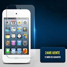 Apple iPod Touch 4用強化ガラス 液晶保護フィルム T01 アップル クリア