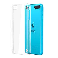 Apple iPod Touch 5用ハードケース クリスタル クリア透明 アップル クリア