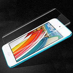 Apple iPod Touch 5用強化ガラス 液晶保護フィルム T01 アップル クリア