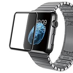 Apple iWatch 2 42mm用強化ガラス 液晶保護フィルム F05 アップル クリア