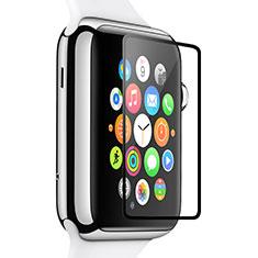 Apple iWatch 3 42mm用強化ガラス 液晶保護フィルム アップル クリア