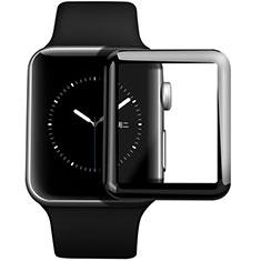 Apple iWatch 42mm用強化ガラス 液晶保護フィルム F04 アップル クリア