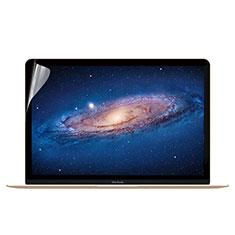 Apple MacBook 12 インチ用高光沢 液晶保護フィルム アップル クリア