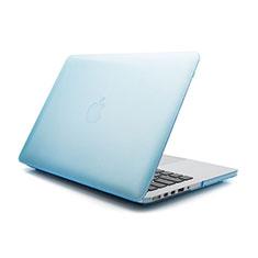 Apple MacBook Air 11 インチ用極薄ケース クリア透明 プラスチック アップル ネイビー