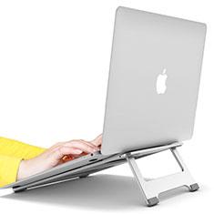 Apple MacBook Air 13 インチ用ノートブックホルダー ラップトップスタンド S10 アップル シルバー