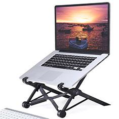 Apple MacBook Air 13 インチ用ノートブックホルダー ラップトップスタンド S14 アップル ブラック