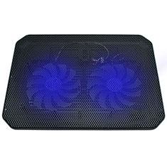 Apple MacBook Pro 15 インチ Retina用ノートブックホルダー クーラー 冷却パッド ファン ラップトップスタンド 9インチ〜16インチ M20 アップル ブラック