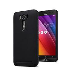 Asus Zenfone 2 Laser ZE500KL ZE550KL用ハードケース プラスチック メッシュ デザイン Asus ブラック