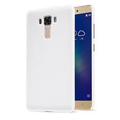Asus Zenfone 3 Laser用ハードケース プラスチック 質感もマット Asus ホワイト