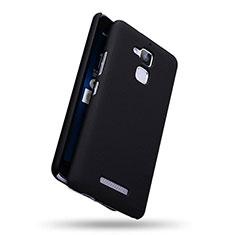 Asus Zenfone 3 Max用ハードケース プラスチック 質感もマット M01 Asus ブラック