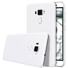 Asus Zenfone 3 ZE552KL用ハードケース プラスチック 質感もマット Asus ホワイト