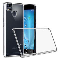 Asus Zenfone 3 Zoom用ハードケース クリスタル クリア透明 Asus クリア