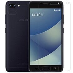 Asus Zenfone 4 Max ZC554KL用強化ガラス 液晶保護フィルム Asus クリア