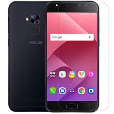 Asus Zenfone 4 Selfie Pro用強化ガラス 液晶保護フィルム Asus クリア