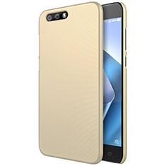 Asus Zenfone 4 ZE554KL用ハードケース プラスチック 質感もマット Asus ゴールド
