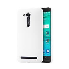Asus Zenfone Go ZB452KG ZB551KL用ハードケース プラスチック メッシュ デザイン Asus ホワイト