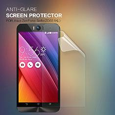 Asus Zenfone Selfie ZD551KL用高光沢 液晶保護フィルム Asus クリア
