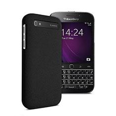 Blackberry Classic Q20用ハードケース プラスチック 質感もマット Blackberry ブラック
