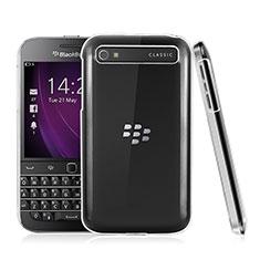 Blackberry Classic Q20用ハードケース クリスタル クリア透明 Blackberry クリア
