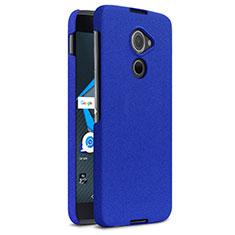 Blackberry DTEK60用ハードケース プラスチック カバー Blackberry ネイビー