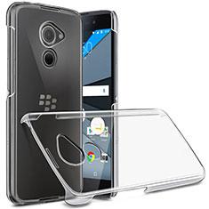 Blackberry DTEK60用ハードケース クリスタル クリア透明 Blackberry クリア