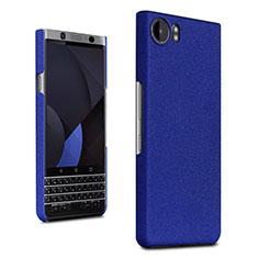 Blackberry KEYone用ハードケース プラスチック カバー Blackberry ネイビー