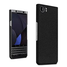 Blackberry KEYone用ハードケース カバー プラスチック Blackberry ブラック