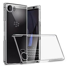 Blackberry KEYone用ハードケース クリスタル クリア透明 Blackberry クリア