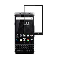 Blackberry KEYone用強化ガラス フル液晶保護フィルム Blackberry ブラック
