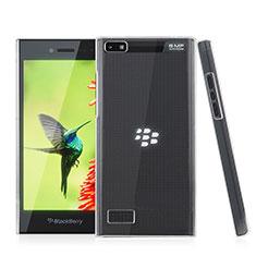 Blackberry Leap用ハードケース クリスタル クリア透明 Blackberry クリア