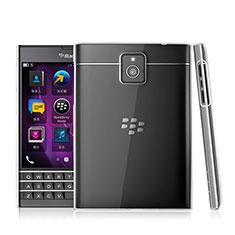 Blackberry Passport Q30用ハードケース クリスタル クリア透明 Blackberry クリア