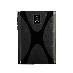 Blackberry Passport Q30用ソフトケース X ライン Blackberry ブラック