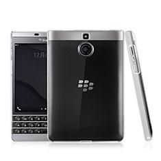 Blackberry Passport Silver Edition用ハードケース クリスタル クリア透明 Blackberry クリア