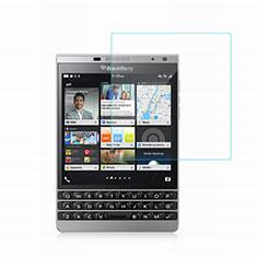 Blackberry Passport Silver Edition用強化ガラス 液晶保護フィルム Blackberry クリア