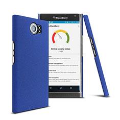 Blackberry Priv用ハードケース プラスチック 質感もマット Blackberry ネイビー