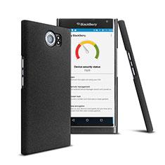 Blackberry Priv用ハードケース プラスチック 質感もマット Blackberry ブラック