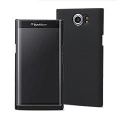 Blackberry Priv用ハードケース プラスチック 質感もマット M01 Blackberry ブラック