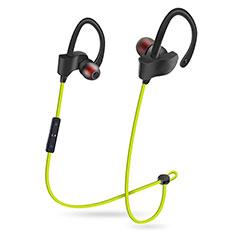 Huawei Honor Pad 5.8.0用Bluetoothイヤホンワイヤレス ヘッドホン ステレオ H48 グリーン