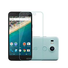 Google Nexus 5X用強化ガラス 液晶保護フィルム グーグル クリア