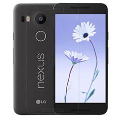 Google Nexus 5X用強化ガラス 液晶保護フィルム T01 グーグル クリア