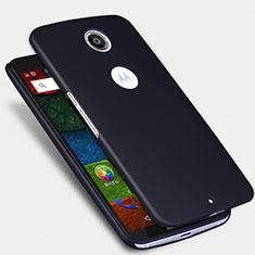 Google Nexus 6用ハードケース プラスチック 質感もマット グーグル ブラック