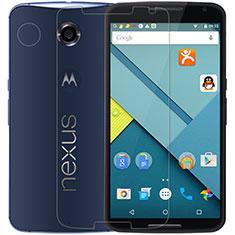 Google Nexus 6用強化ガラス 液晶保護フィルム T01 グーグル クリア