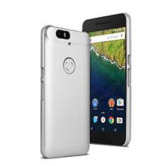 Google Nexus 6P用ハードケース プラスチック 質感もマット グーグル ホワイト