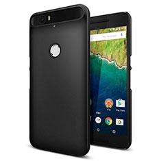 Google Nexus 6P用ハードケース プラスチック 質感もマット M01 グーグル ブラック
